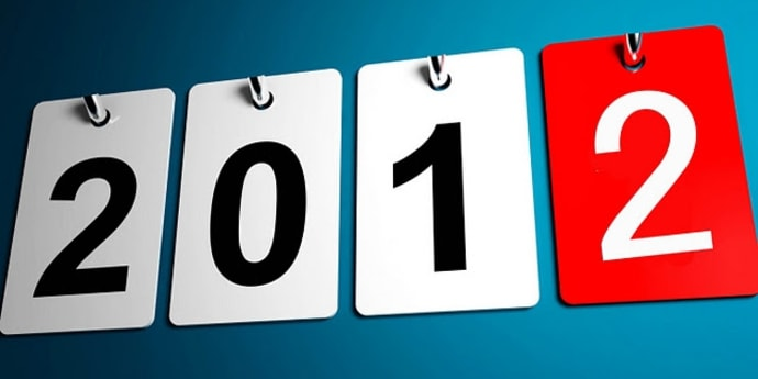 2012 - Izgalmas év
