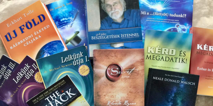 7+1 legjobb spirituális önfejlesztő könyv, ami megváltoztatja a szemléletedet és az életed!