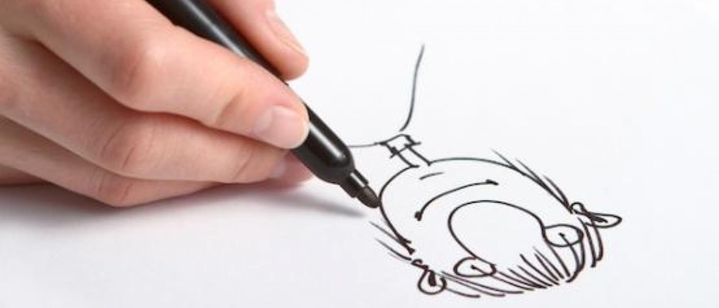 Kids cartooning workshops
