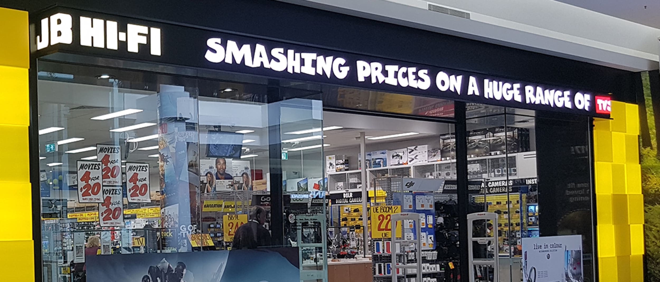 jb hifi accounting policy Company research report: jb hi-fi limited company details, financials, key  personnel, industries of involvement, service providers and more.