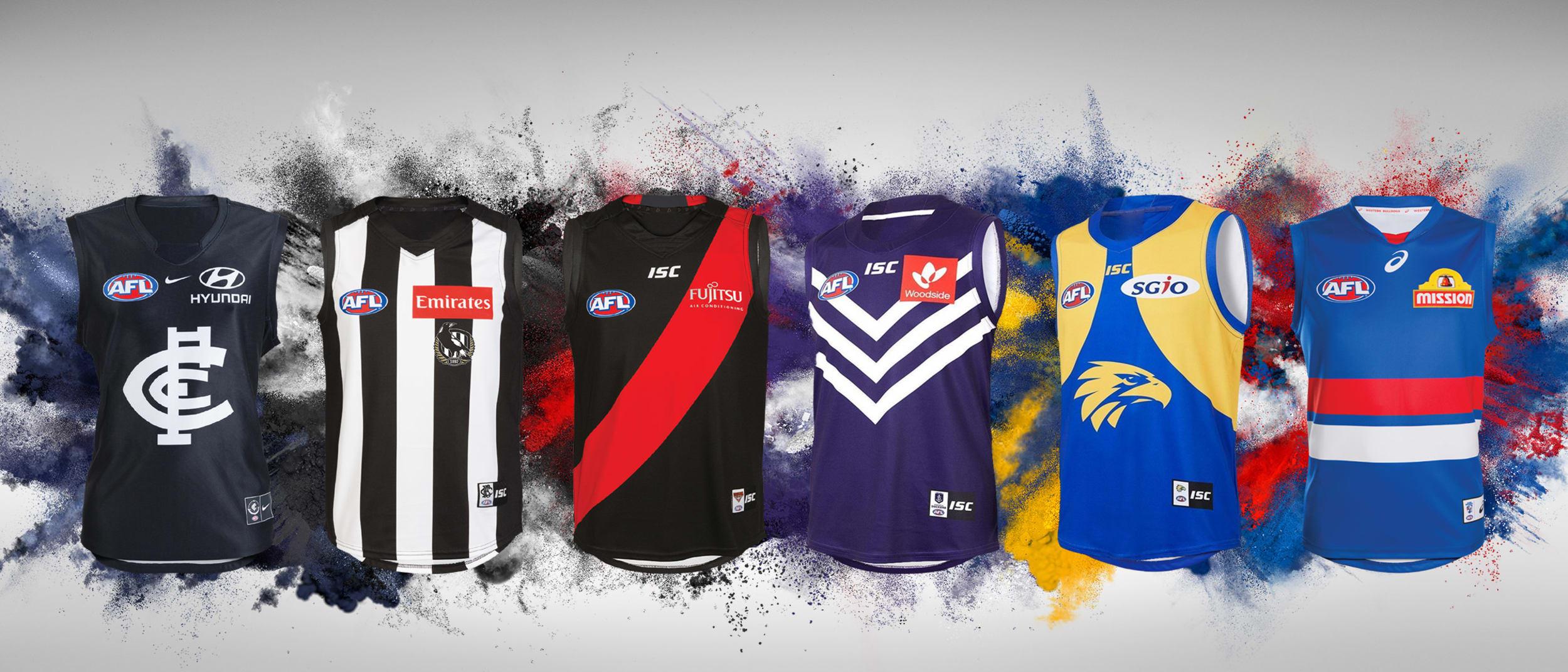 The AFL Store Auskick bundle