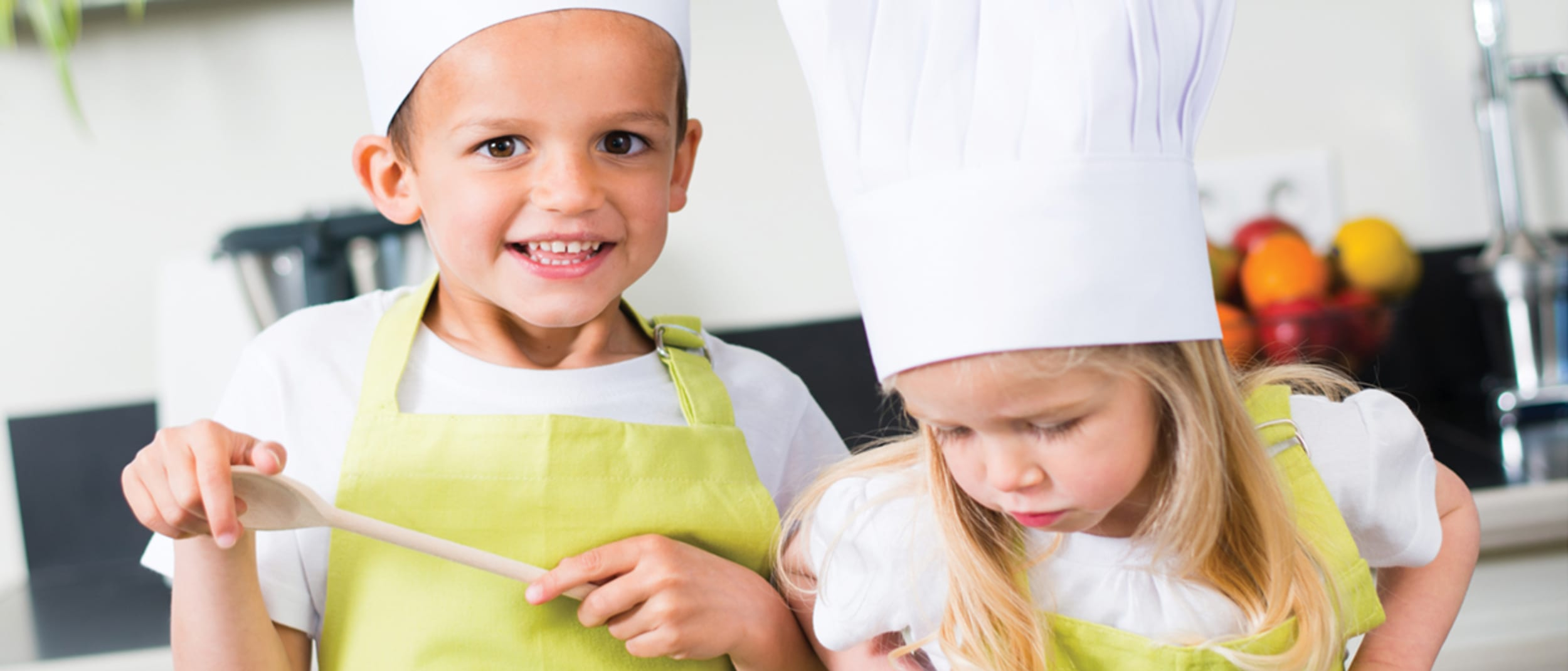 Junior chef masterclasses