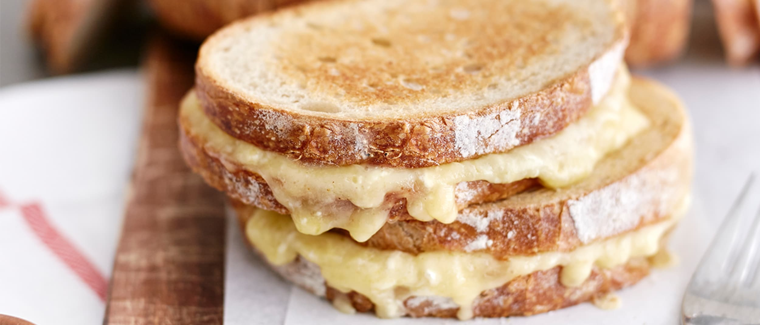 The art of creating the ultimate toastie