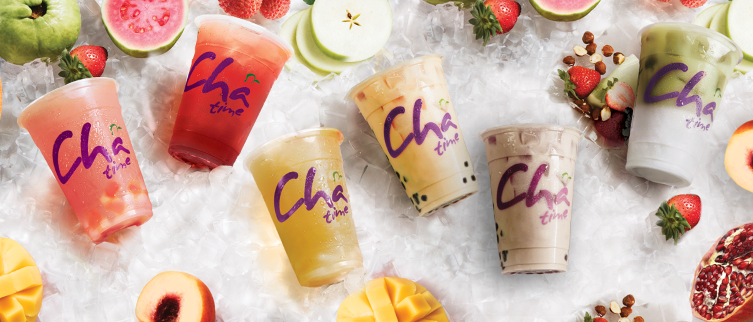 Chatime: share your 'crazy' tastes for the chance to win free tea