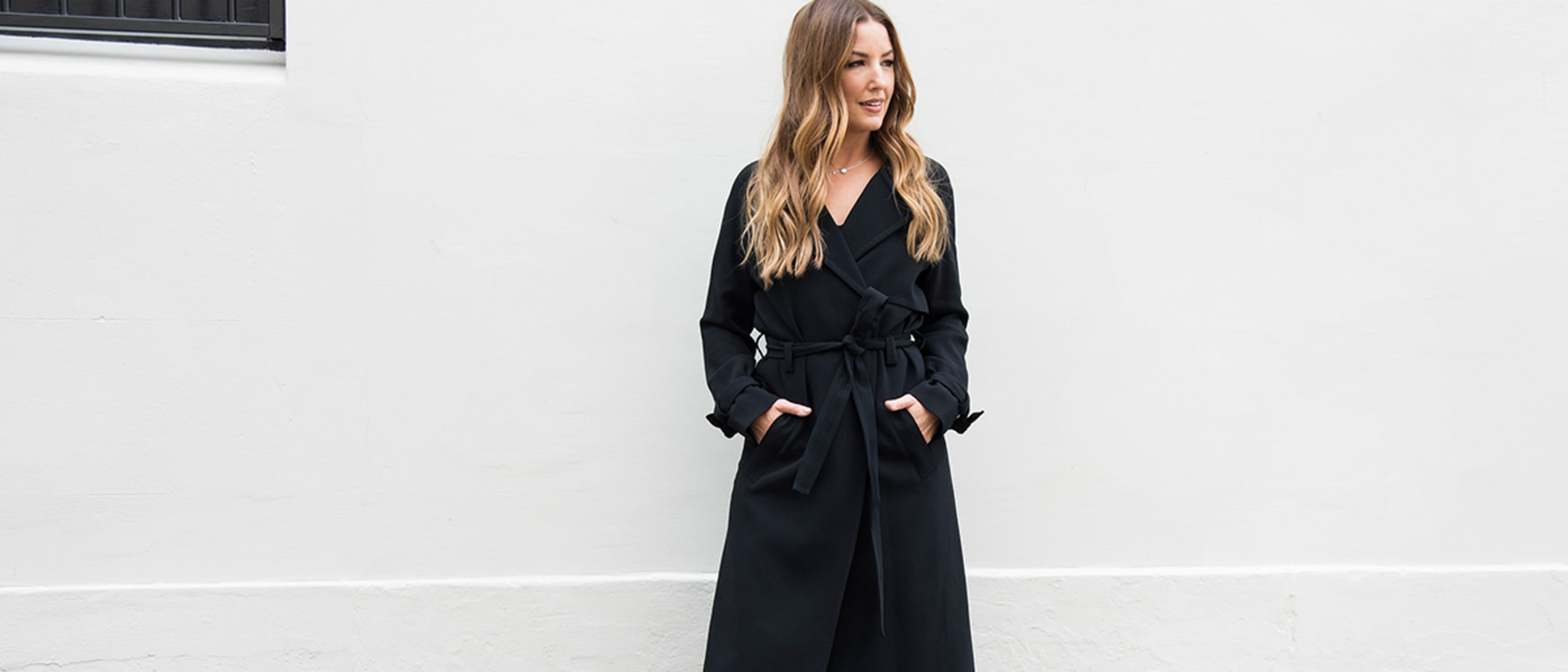 Master the trench coat look this season