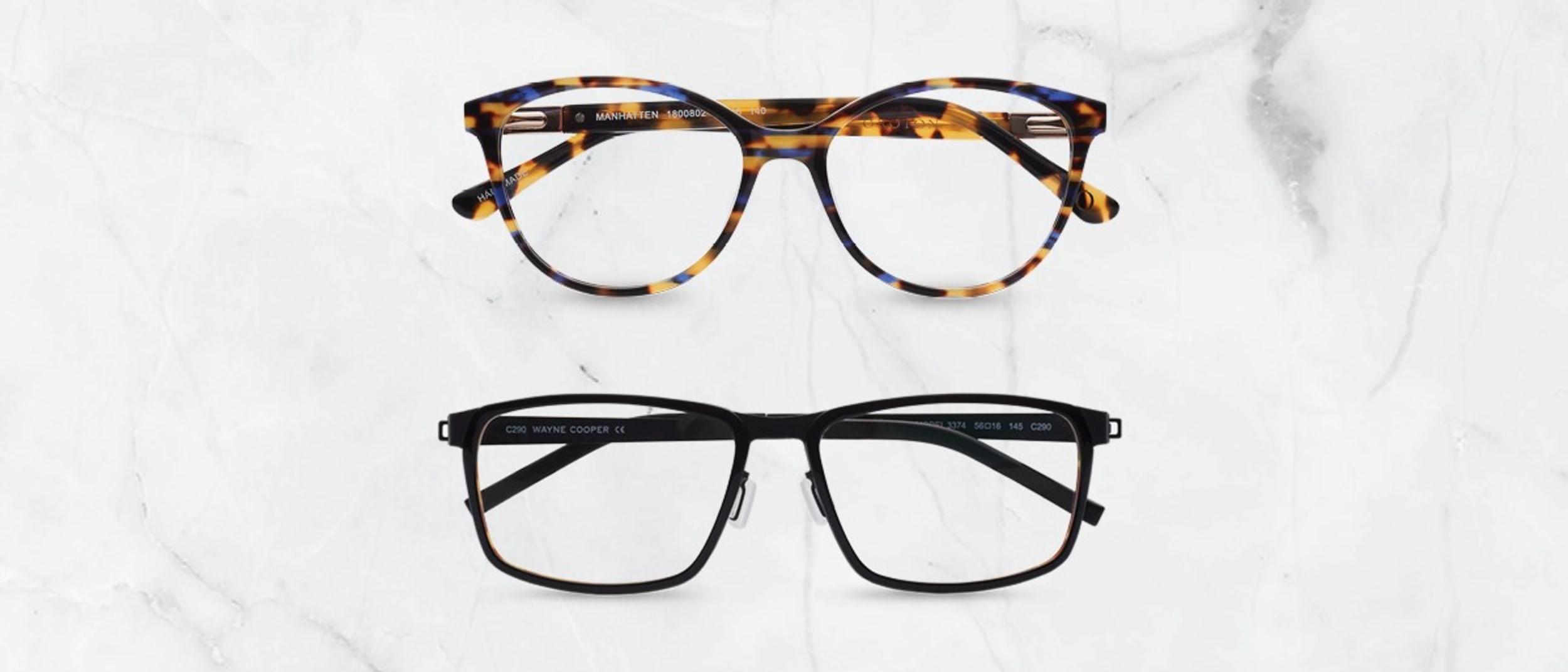 Bupa Optical: $100 off Oroton & Wayne Cooper frames