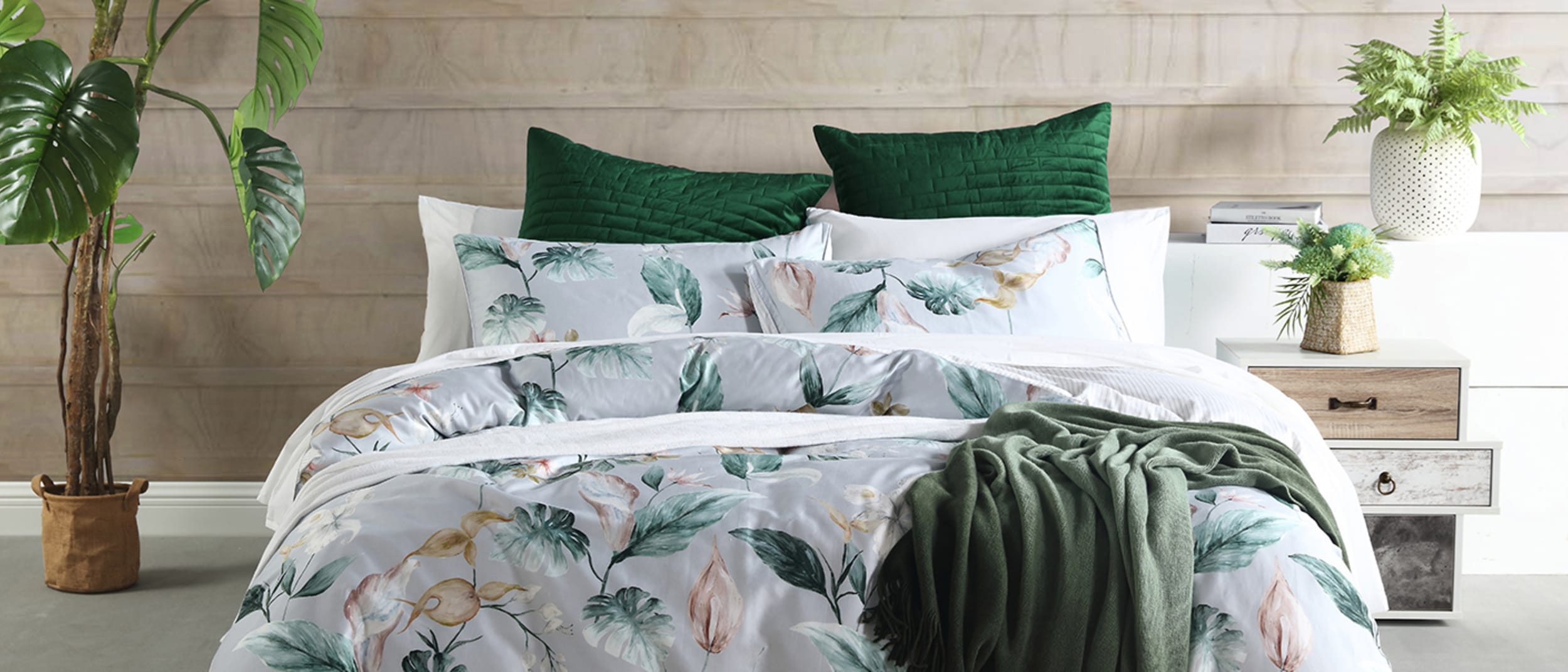 MyHouse: 50% off quilt covers and coverlet sets
