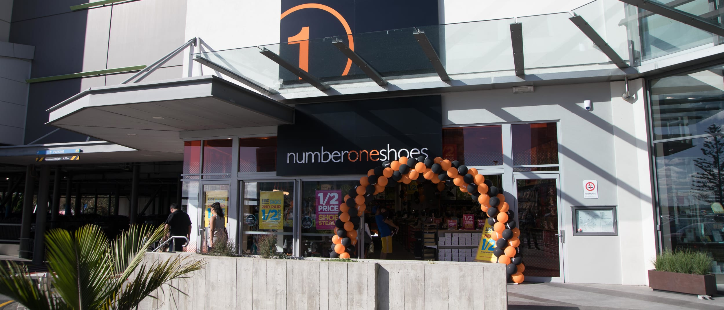 New Look Number Shoes Store