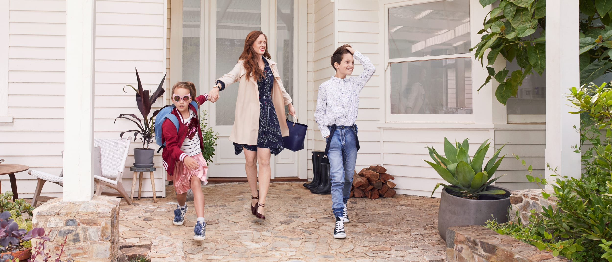 New season wardrobe updates for your little ones
