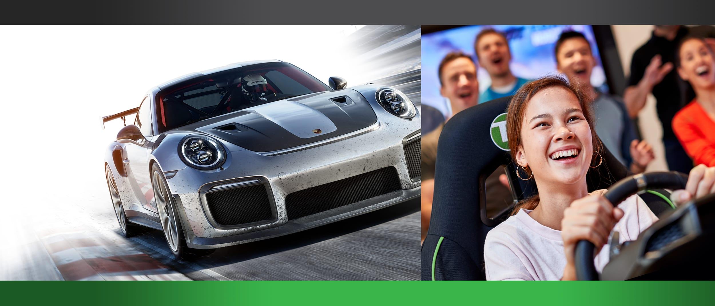 Microsoft: Forza Hot Lap challenge