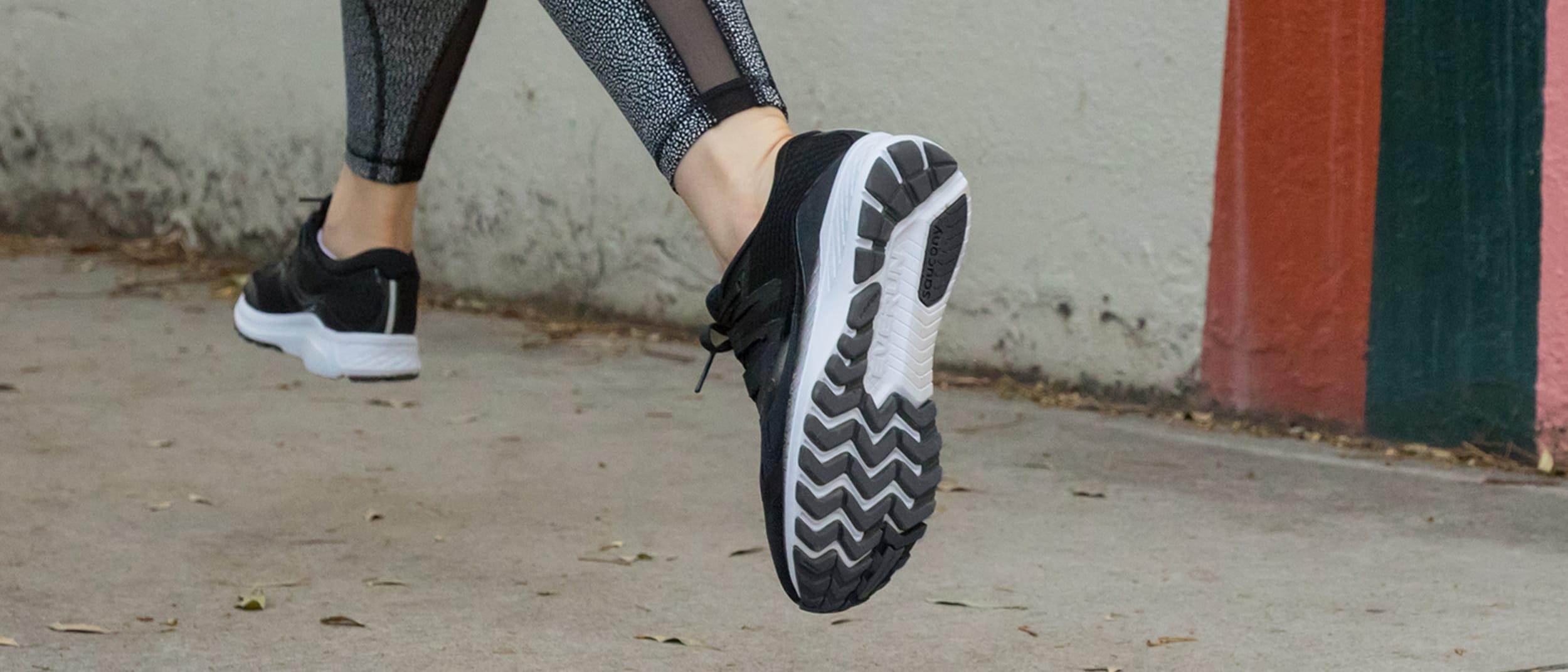 Athlete's Foot: Saucony exclusive pre-release
