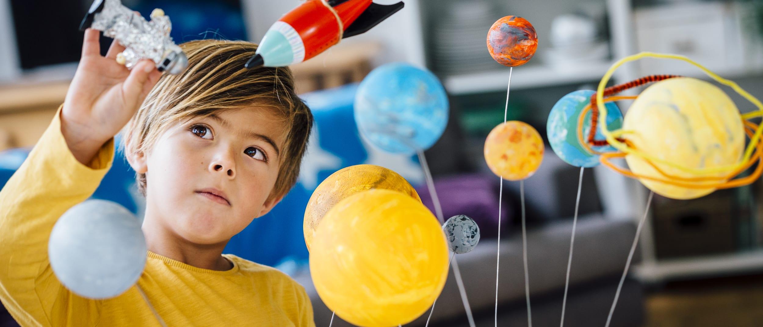 Kidstuff: teaching STEM for early childhood skill development
