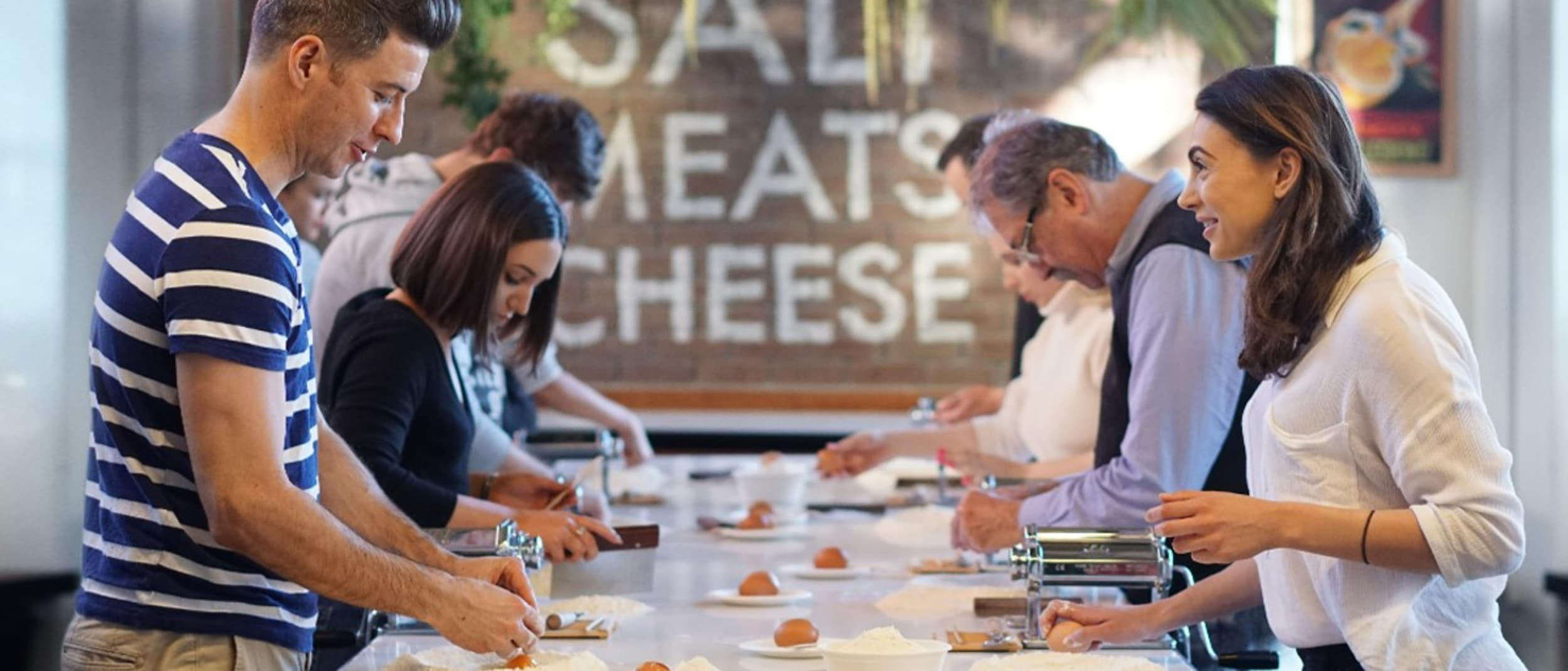 Cook up a storm with Salt Meats Cheese
