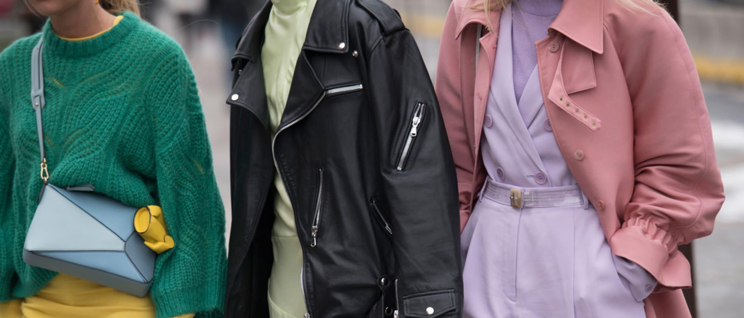 Between seasons: how to style transeasonal jackets