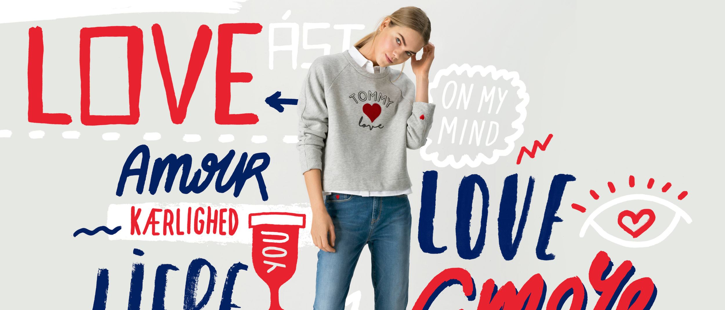 Tommy Hilfiger: TommyXLove capsule collection has launched