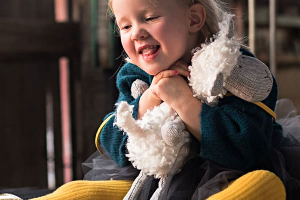 Winter woolies for kids