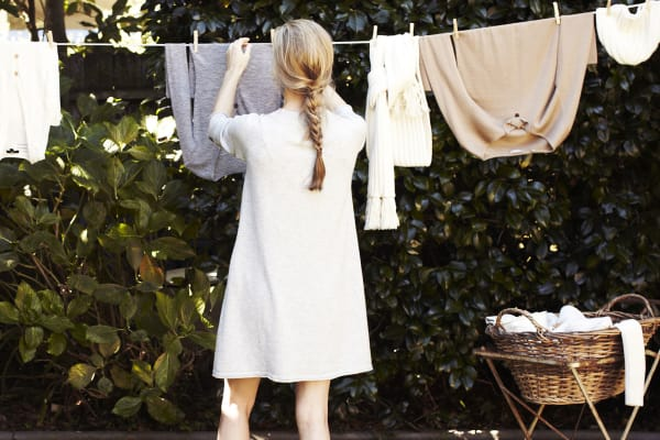 How to wash wool