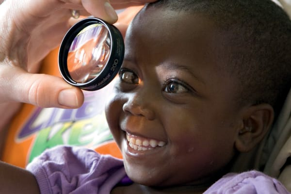 L'Occitane: help us fight against avoidable blindness