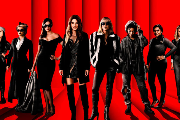 EVENT Cinemas: Chicks At The Flicks Oceans 8 ticket giveaway