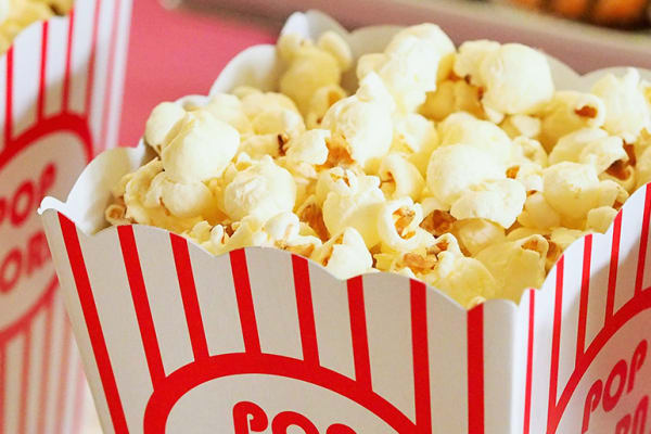 How to make your own movie snacks