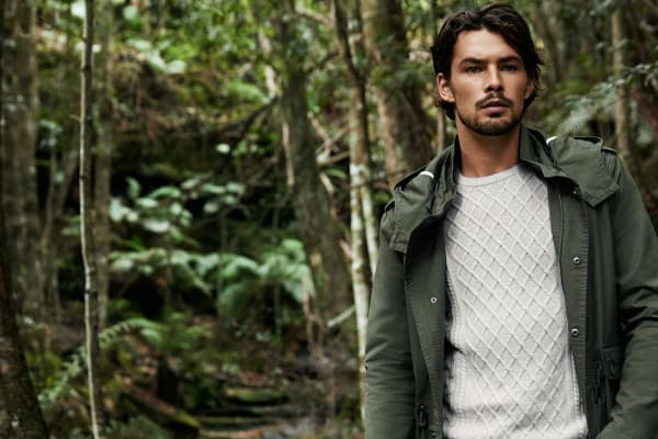 Tarocash: 30% off jackets, knitwear and long sleeve tees