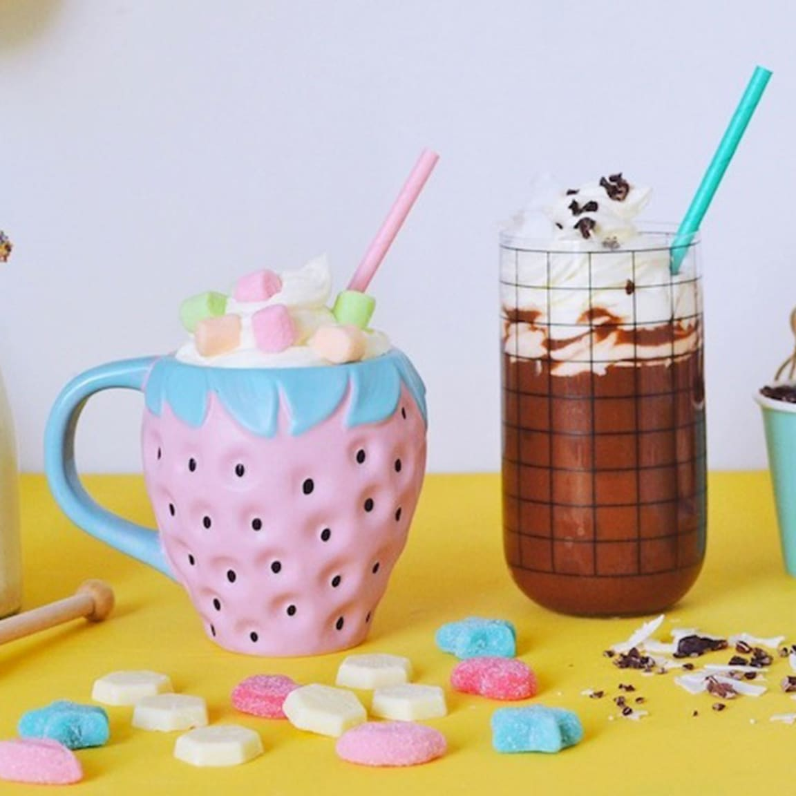 Three mind blowing alternatives to hot chocolate