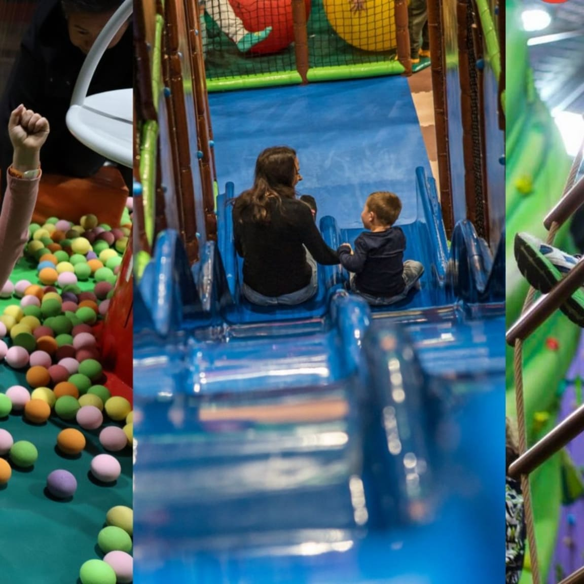 Come and play at Funtopia Westfield Knox!
