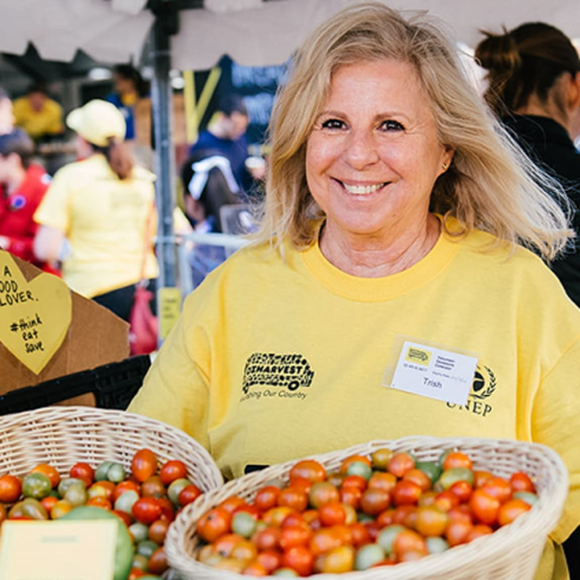 Help OzHarvest feed Aussies in need