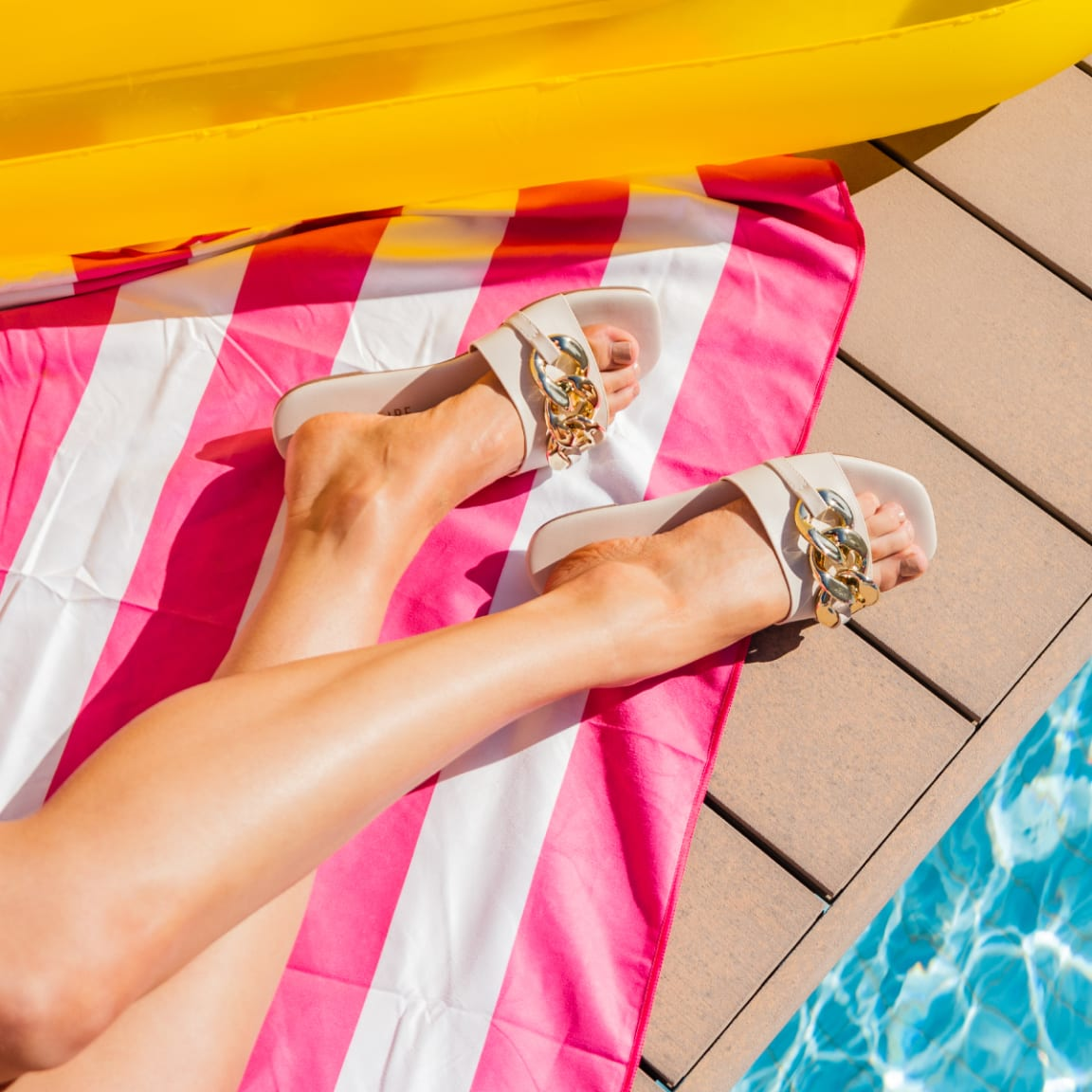 Summer shoes to update your summer wardrobe