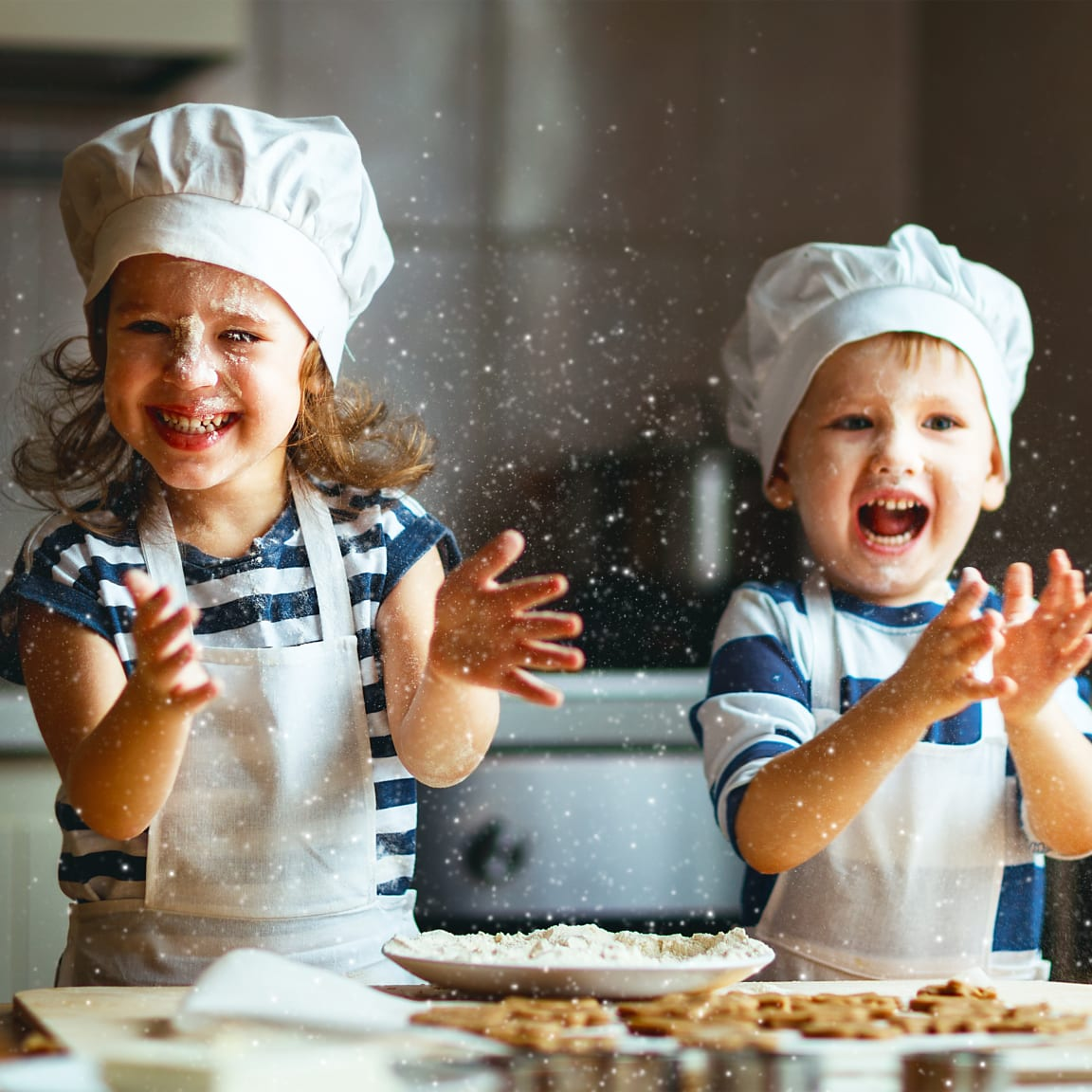 Kids in the kitchen: These healthy baked treats won't disappoint