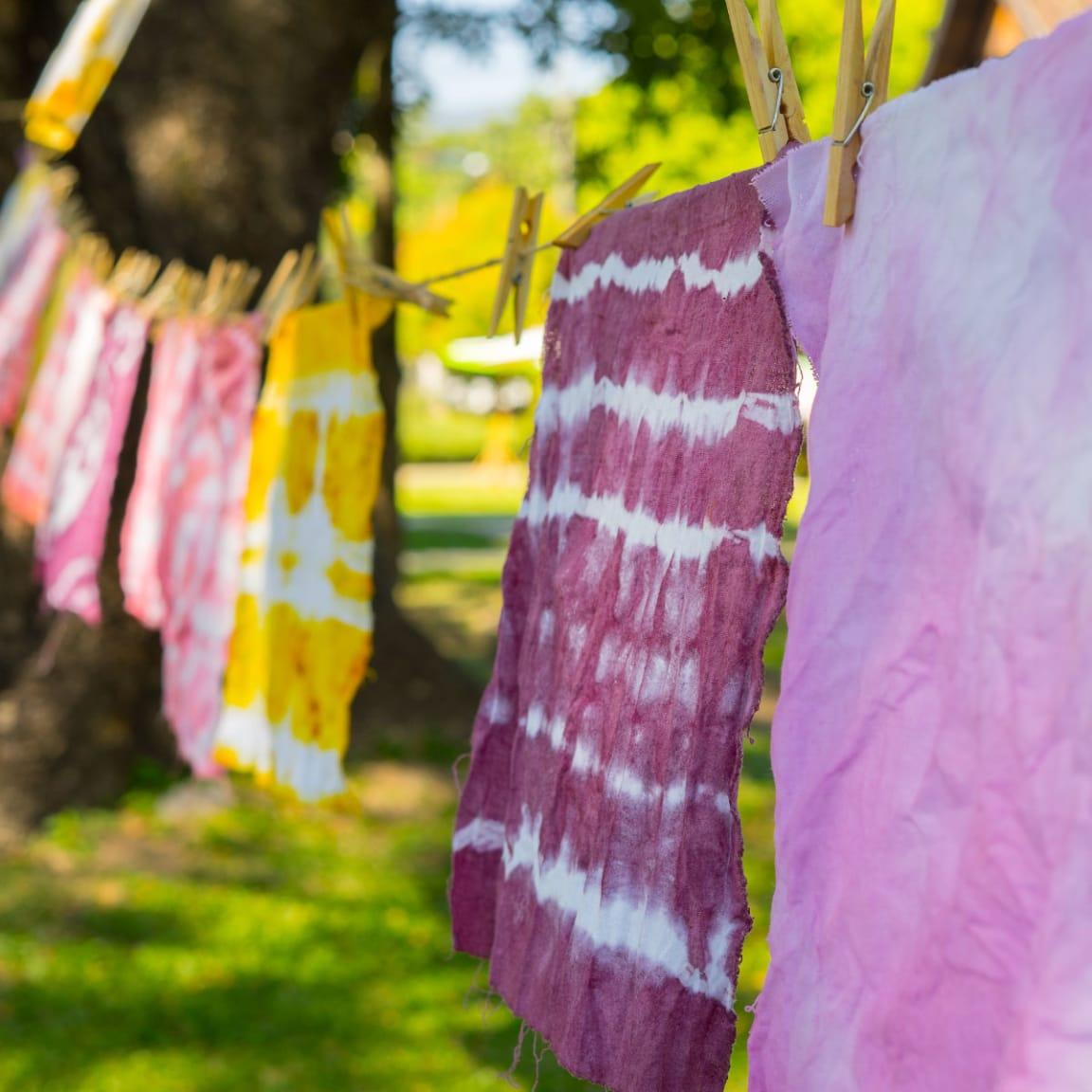 DIY Series: Tie-dye dreams