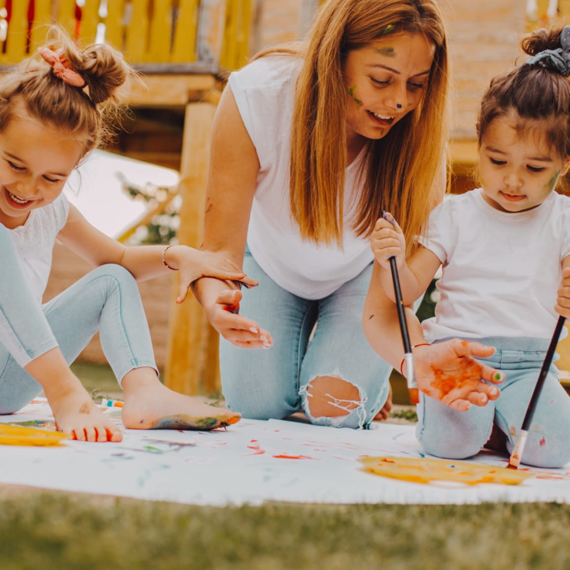 DIY Series: Dive into these kids' crafternoon activities