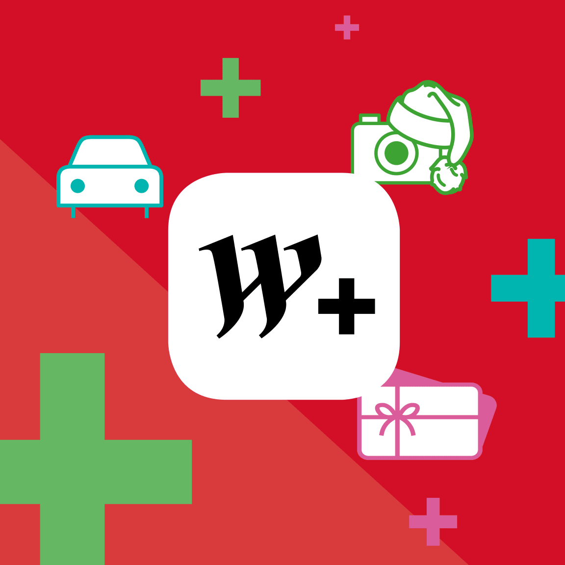 Get a bonus digital Santa photo and more with Westfield Plus