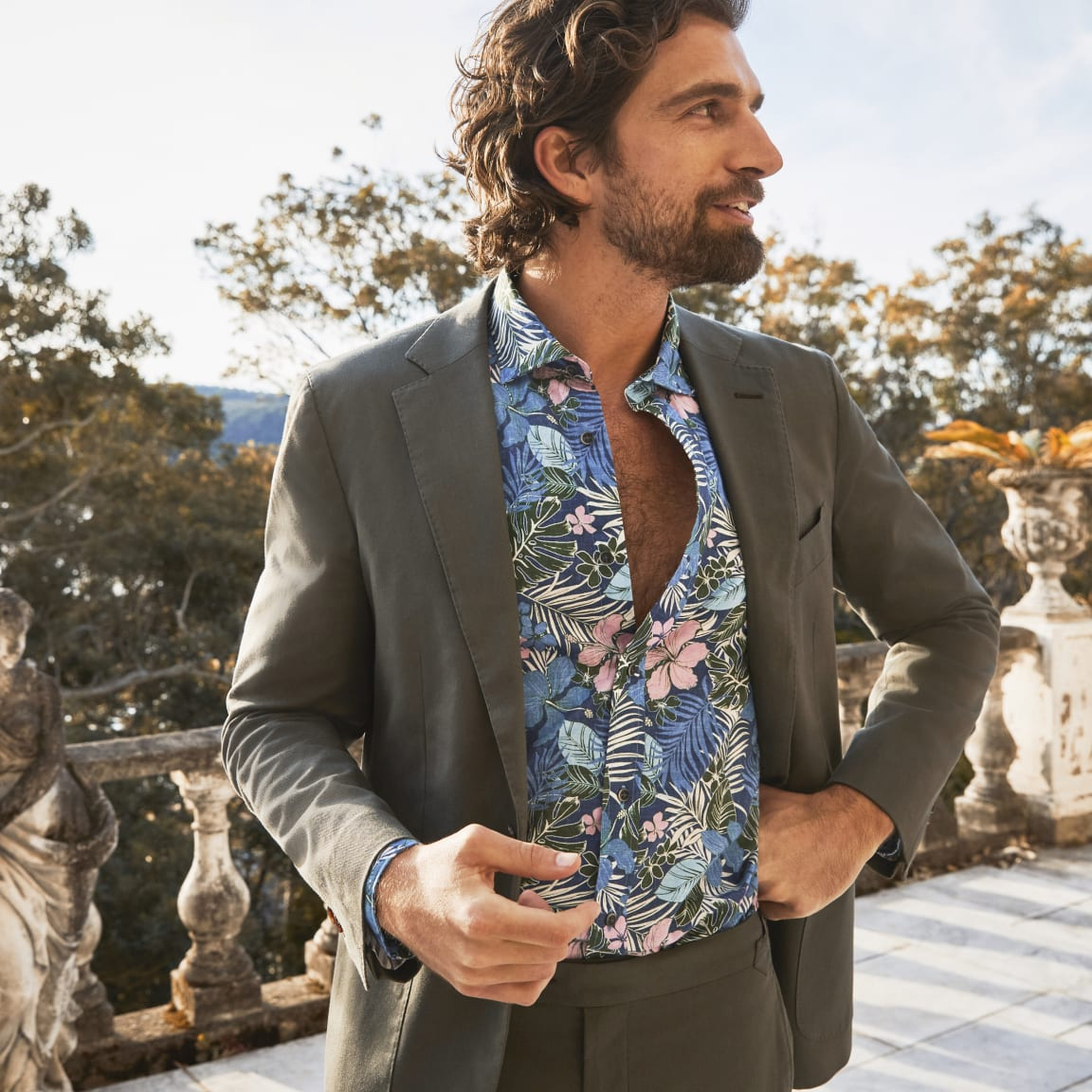 MJ Bale: The Revivalists spring party collection