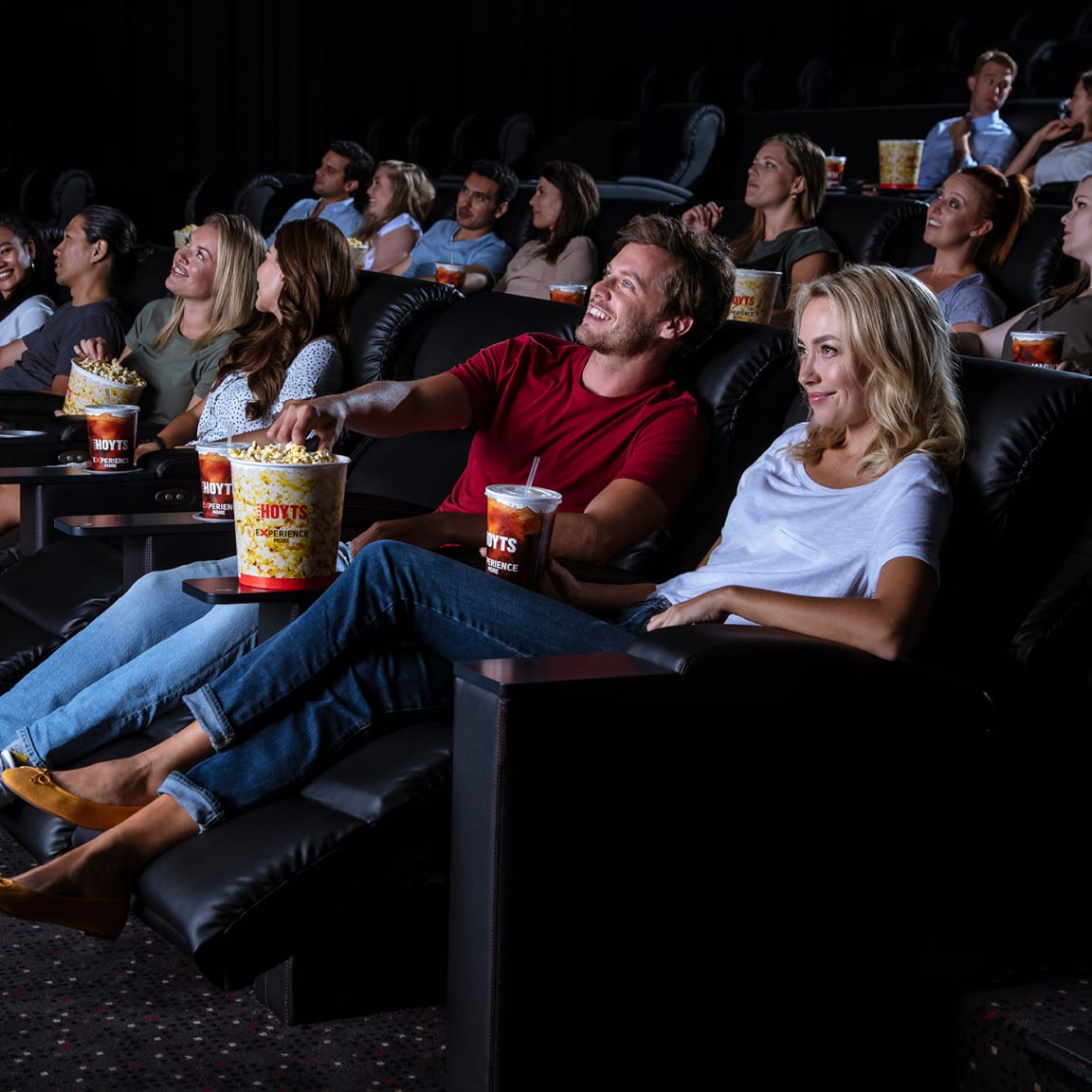 HOYTS: Redeem your Dine & Discover NSW vouchers