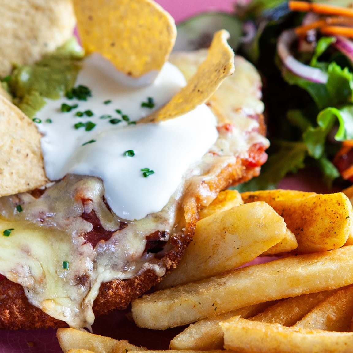 Beach House Bar & Grill: 2 For 1 Schnitzels for $15