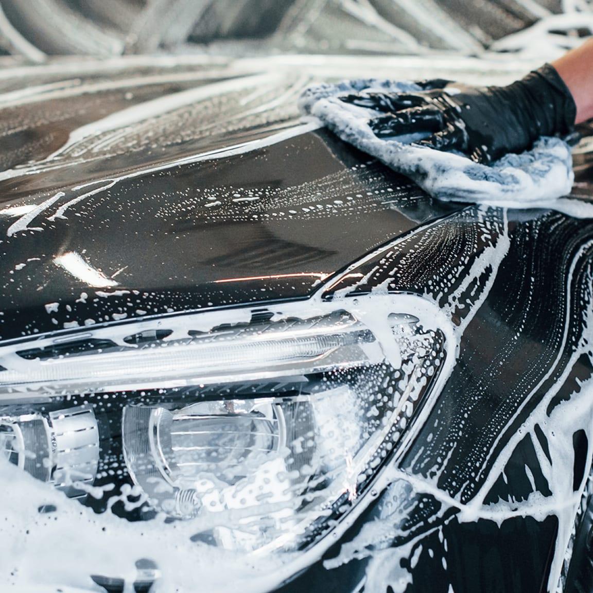 Concierge Car Wash: Refer a friend and receive a $10 Visa Card