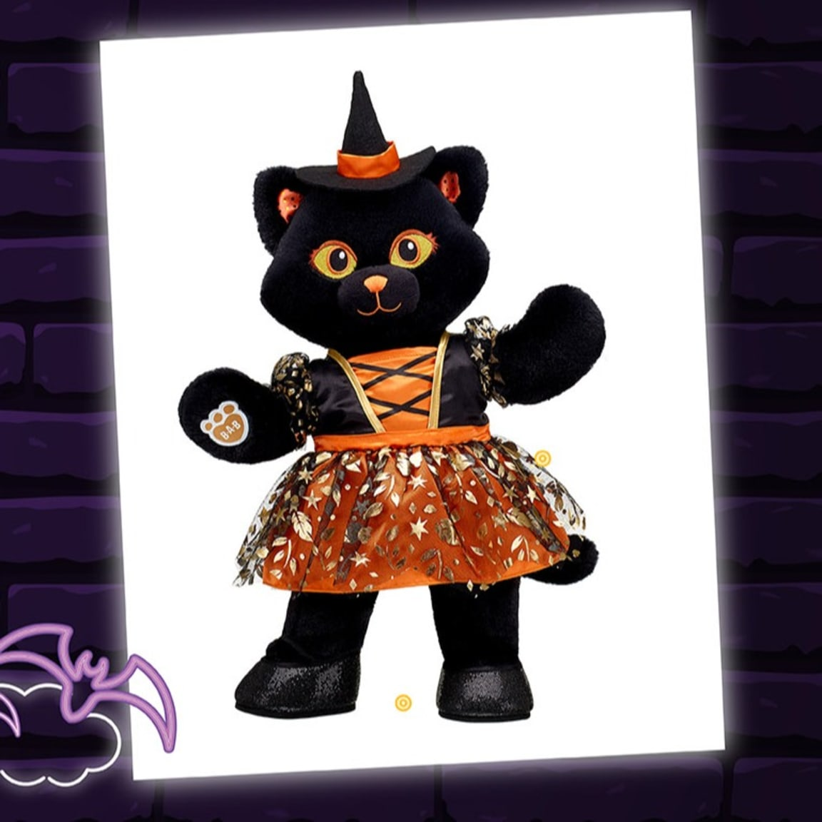 Build-A-Bear Workshop: cele-bear-ate Halloween