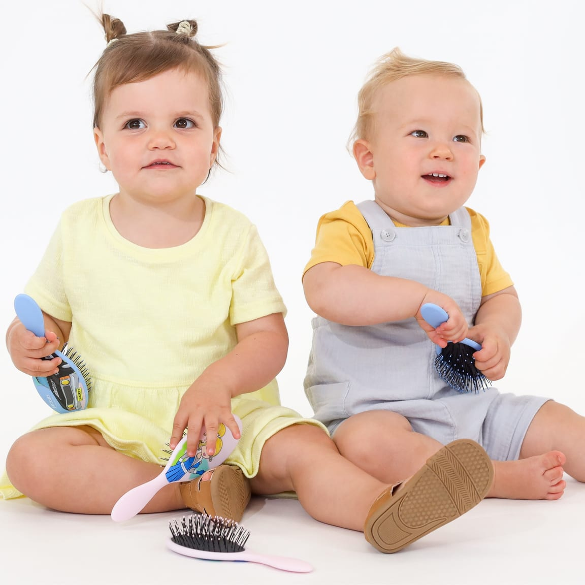 Just Cuts: Little brushes for little hands