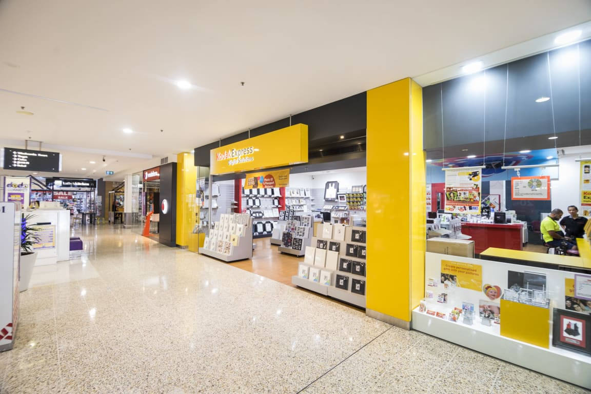 Kodak Express Digital Solutions at Westfield Airport West
