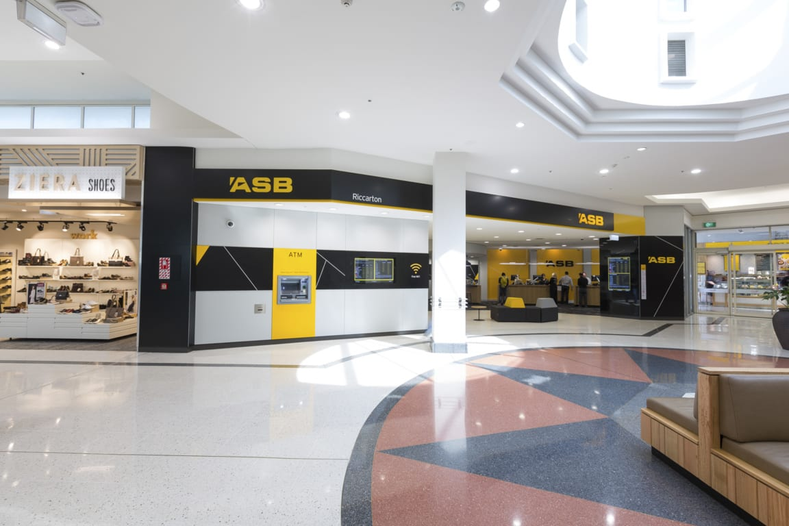 ASB Bank at Westfield Riccarton