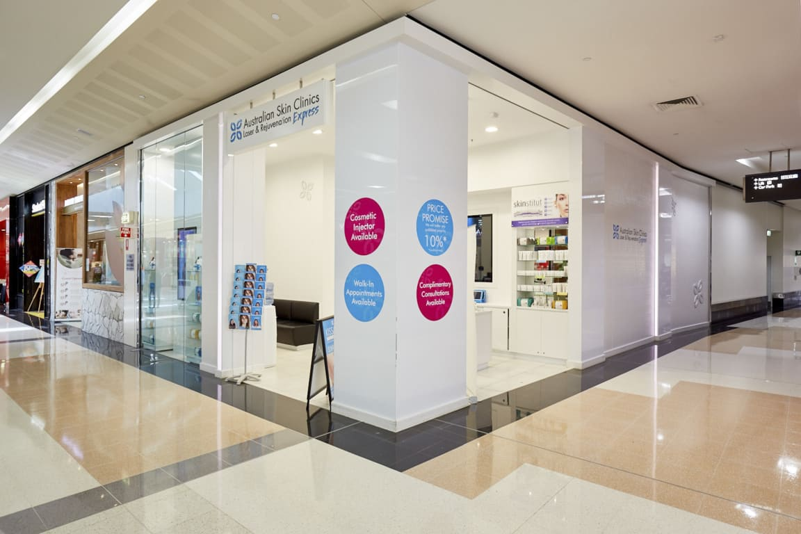 Australian Skin Clinics at Westfield North Lakes