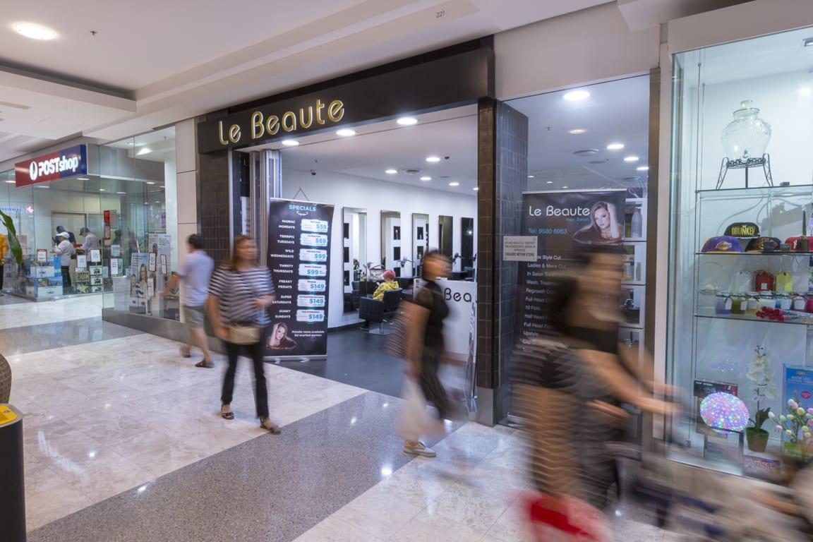 Le Beaute At Westfield Hurstville