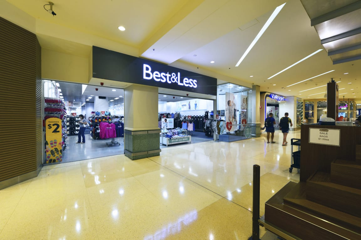 Best   Less at Westfield Marion 106d19397