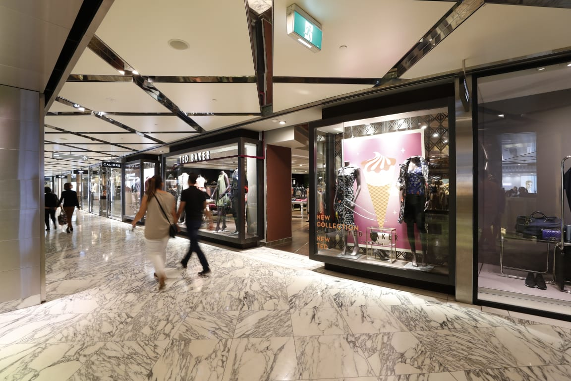 861ae5c90 Ted Baker at Westfield Sydney