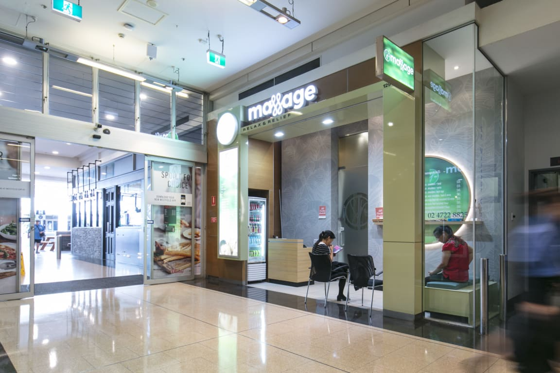 SP Chinese Massage at Westfield Penrith