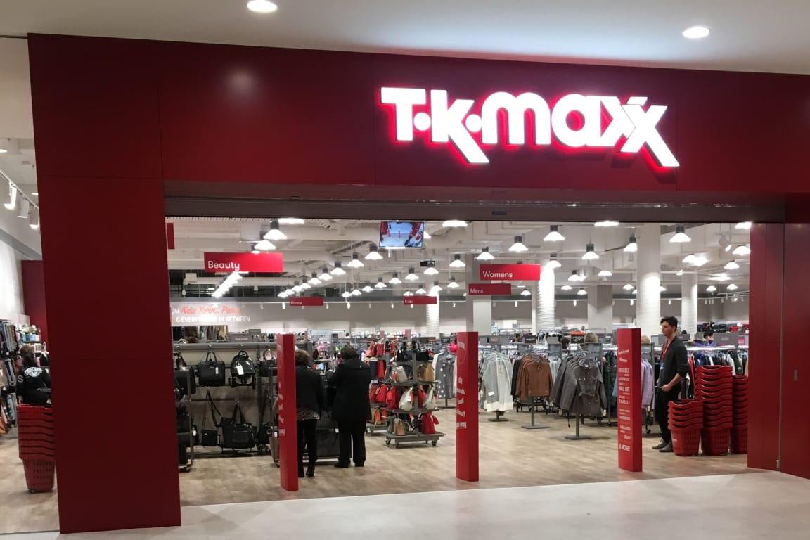 Tkmaxx near me