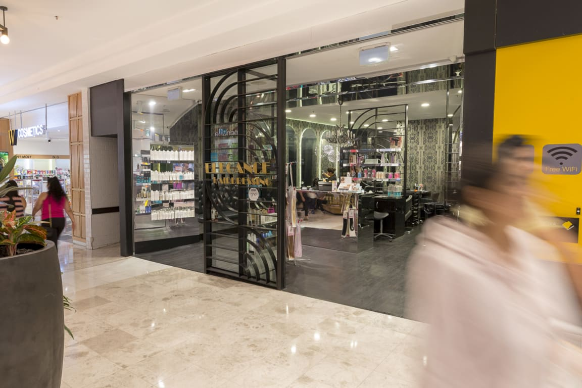 Elegance Hairdressing At Westfield Hurstville