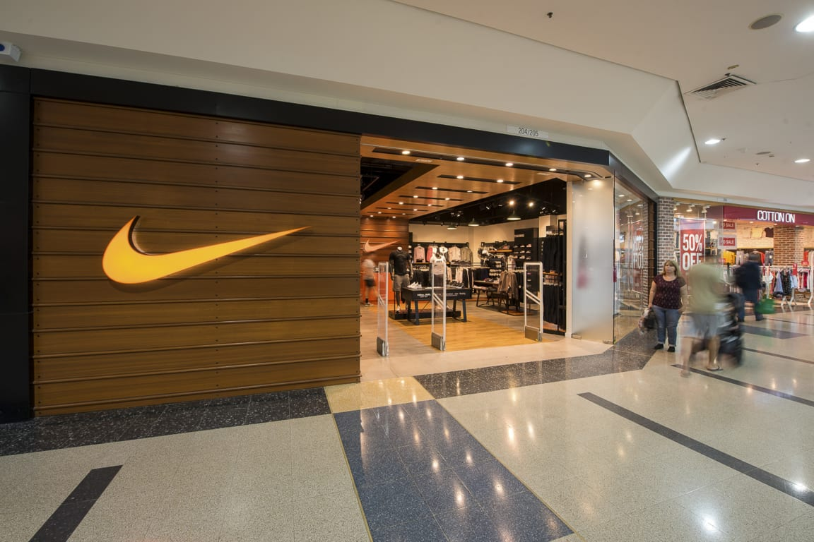 photos officielles 25df8 0add6 Nike at Westfield Eastgardens