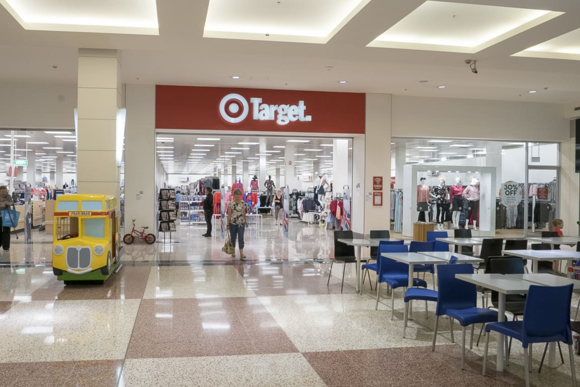 Target at Westfield Hornsby